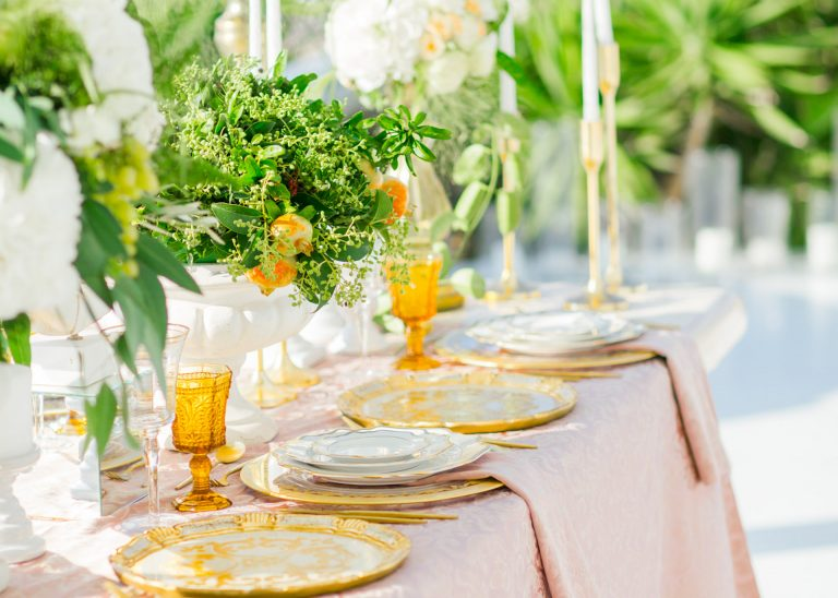 Intimate Grecian Luxury Celebration In Mykonos